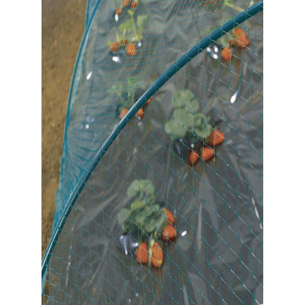Malla anti pájaros 2x10m verde BIRDNET Nortene