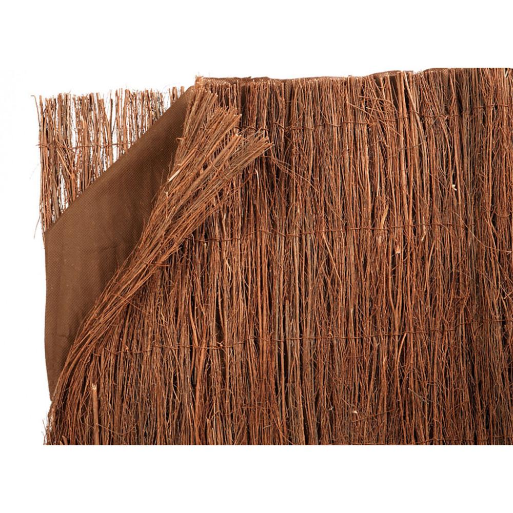 Brezo natural extra ocultación 100% 1x3m anti-UV Nortene TRIOBRUC