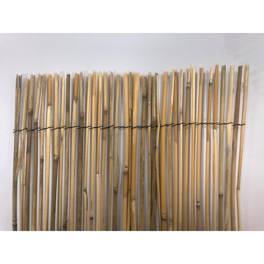 Cañizo bambú natural 1,5x5m Nortene REEDCANE