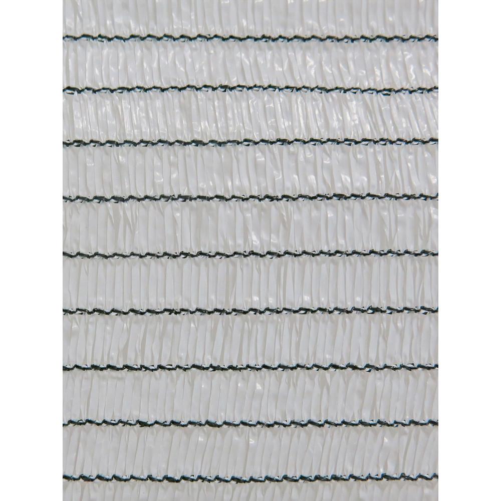 Malla sombreadora Sunnet blanco 4m de alto x 5m de ancho Nortene