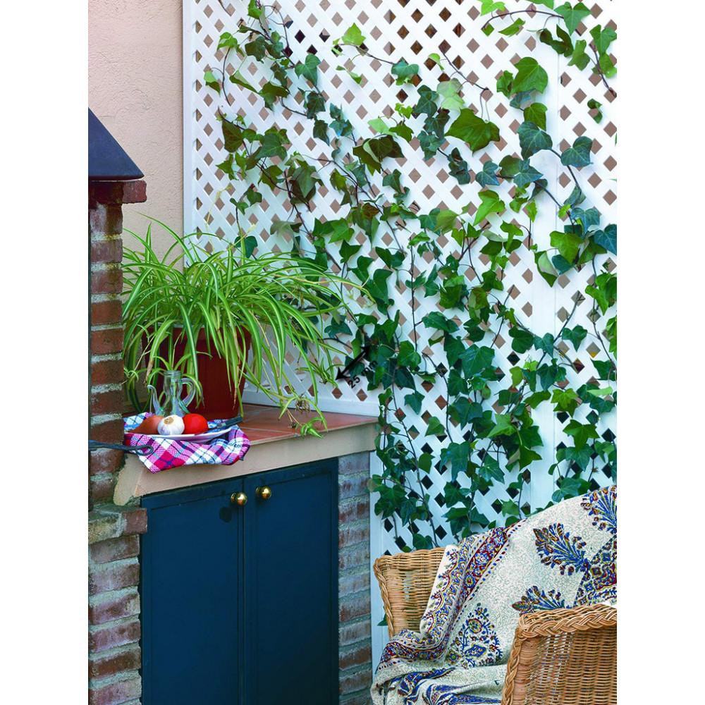 Panel decorativo Privat 1x2m Blanco Nortene