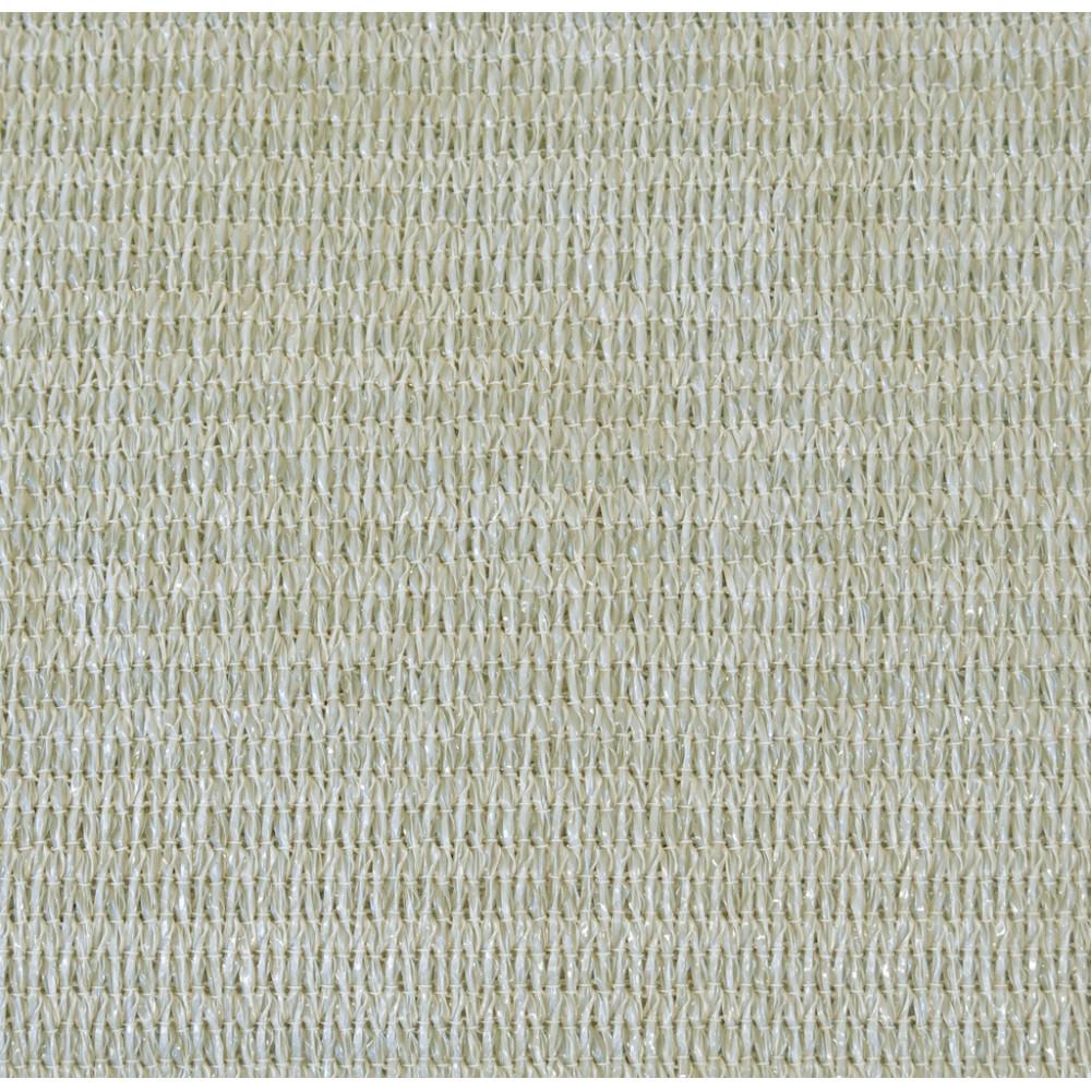 Vela de sombreo cuadrada 3,60 x 3,60 Beige Nortene kit completo