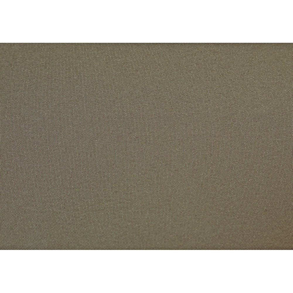 Vela de sombreo impermeable triangular 3,60 x 3,60x3,60m Marrón Nortene