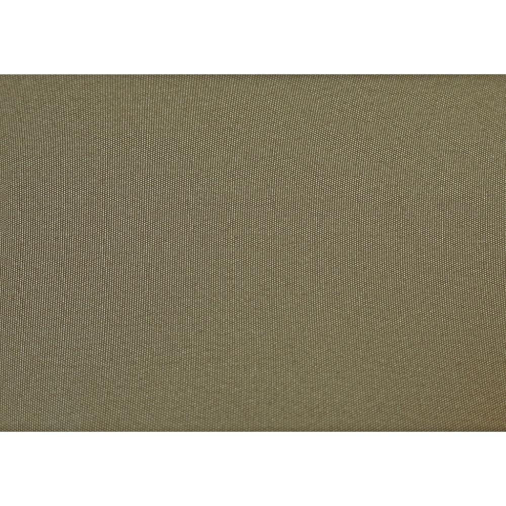 Vela de sombreo impermeable cuadrada 3,6x3,6m marrón Nortene