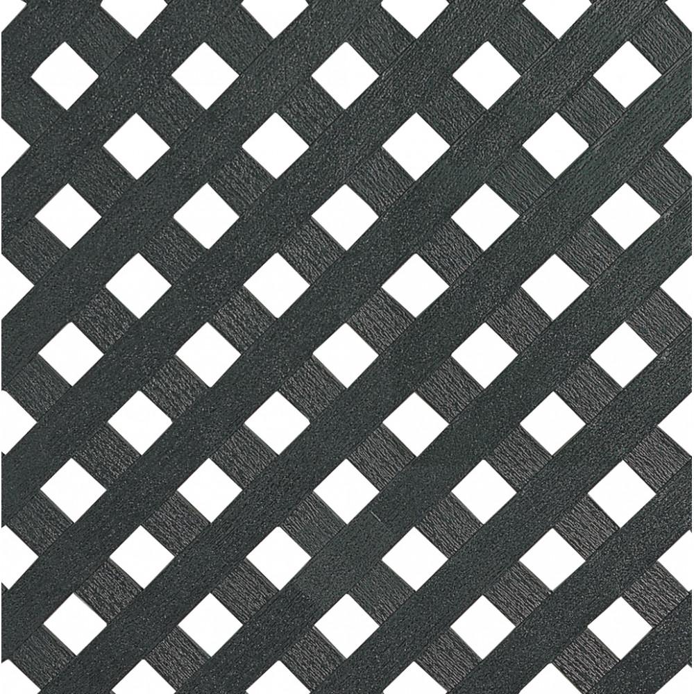 Panel decorativo Privat 1x2m gris Antracita Nortene