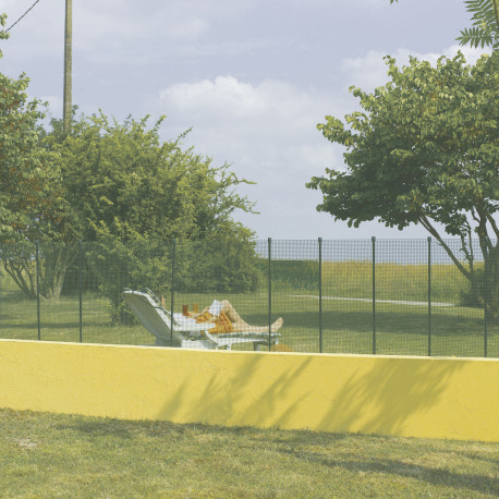 Malla cuadrada CUADRANET 20 x 20, 1 x 5 m verde Nortene