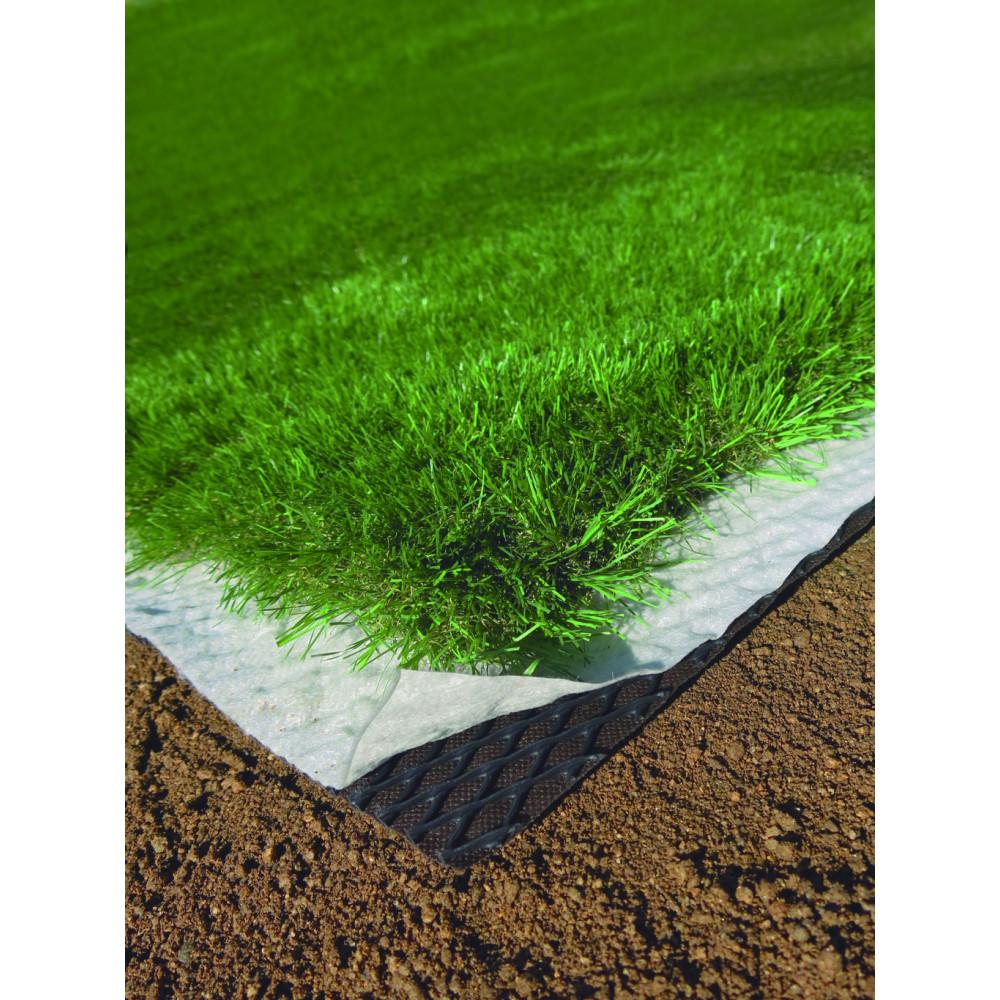 Malla anti hierbas geotextil drenante 3en1 de 1x10m Nortene SOLDRAIN
