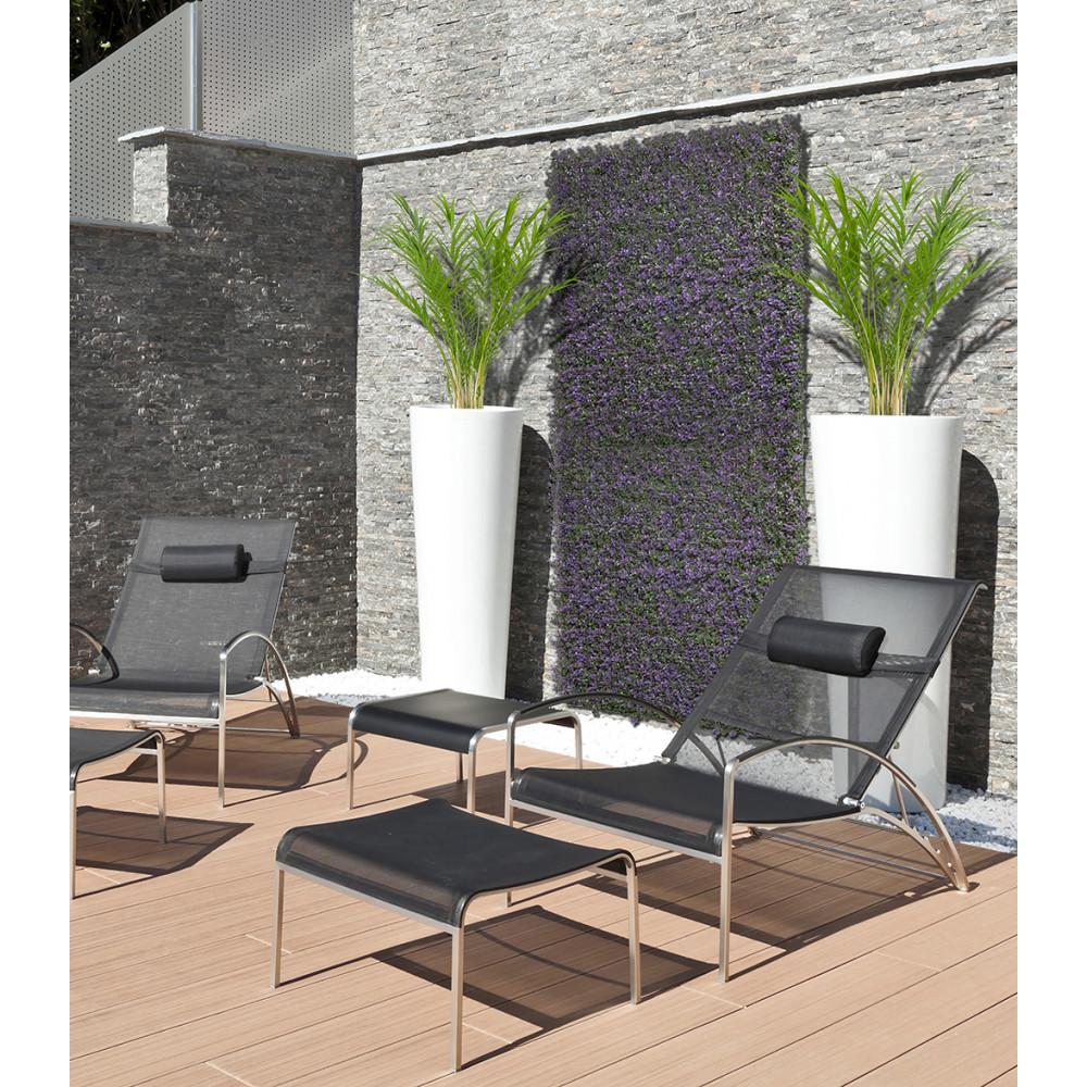 Jardín Vertical sintético Lavanda imitación flores de lavanda
