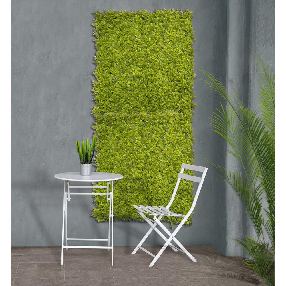 Jardín Vertical sintético Helecho imitación hojas de helecho Nortene