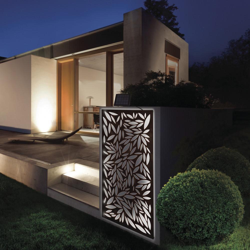 Panel solar decorativo Solart Panel 0,60x1,20m Oxido Nortene