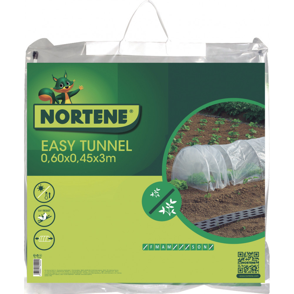 Túnel acordeón EASY TUNNEL Nortene
