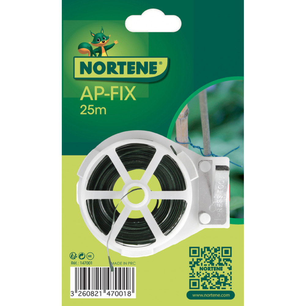 Atadura plástica AP-FIX 25 m Nortene