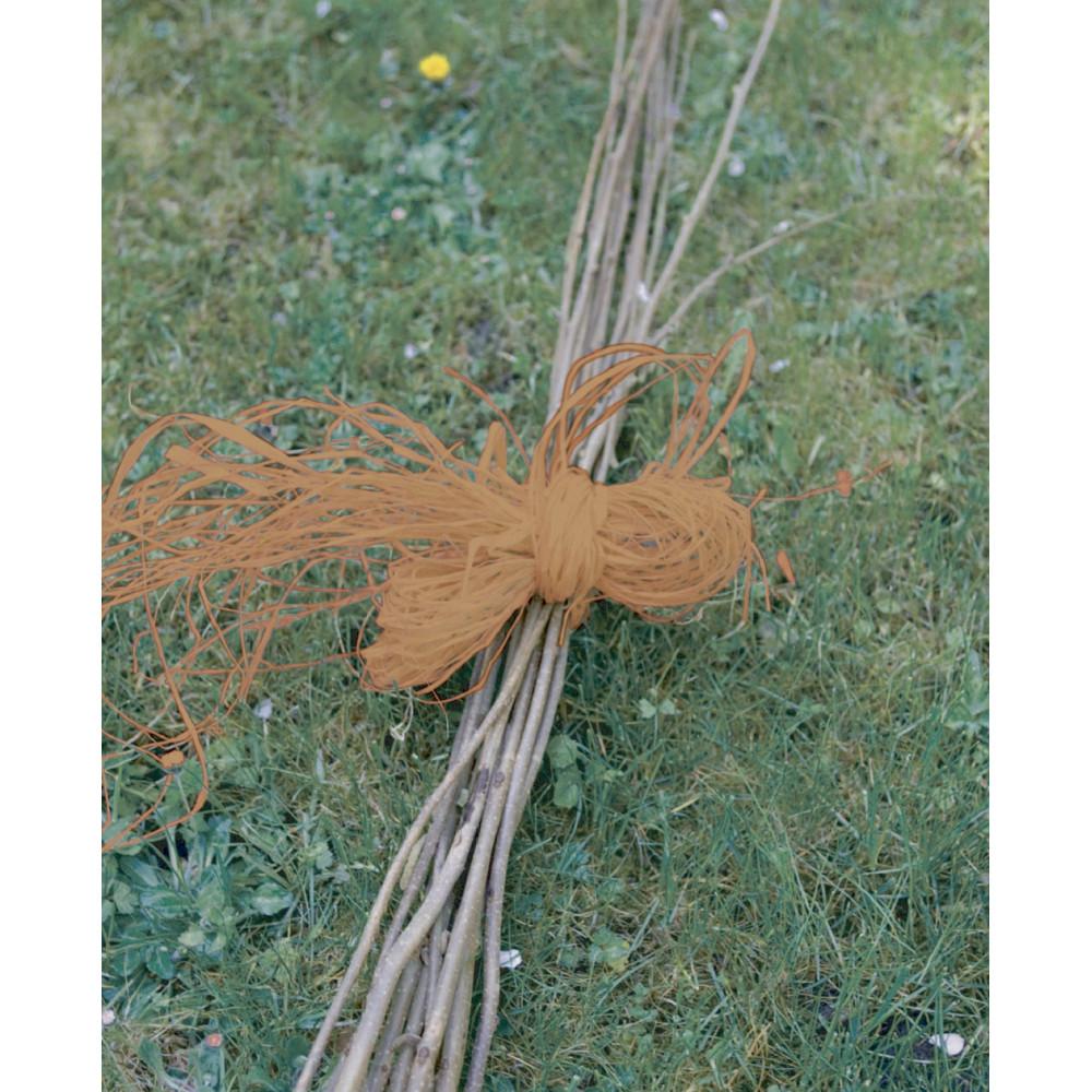 Rafia natural RAPHIA en distintos colores 50 gr