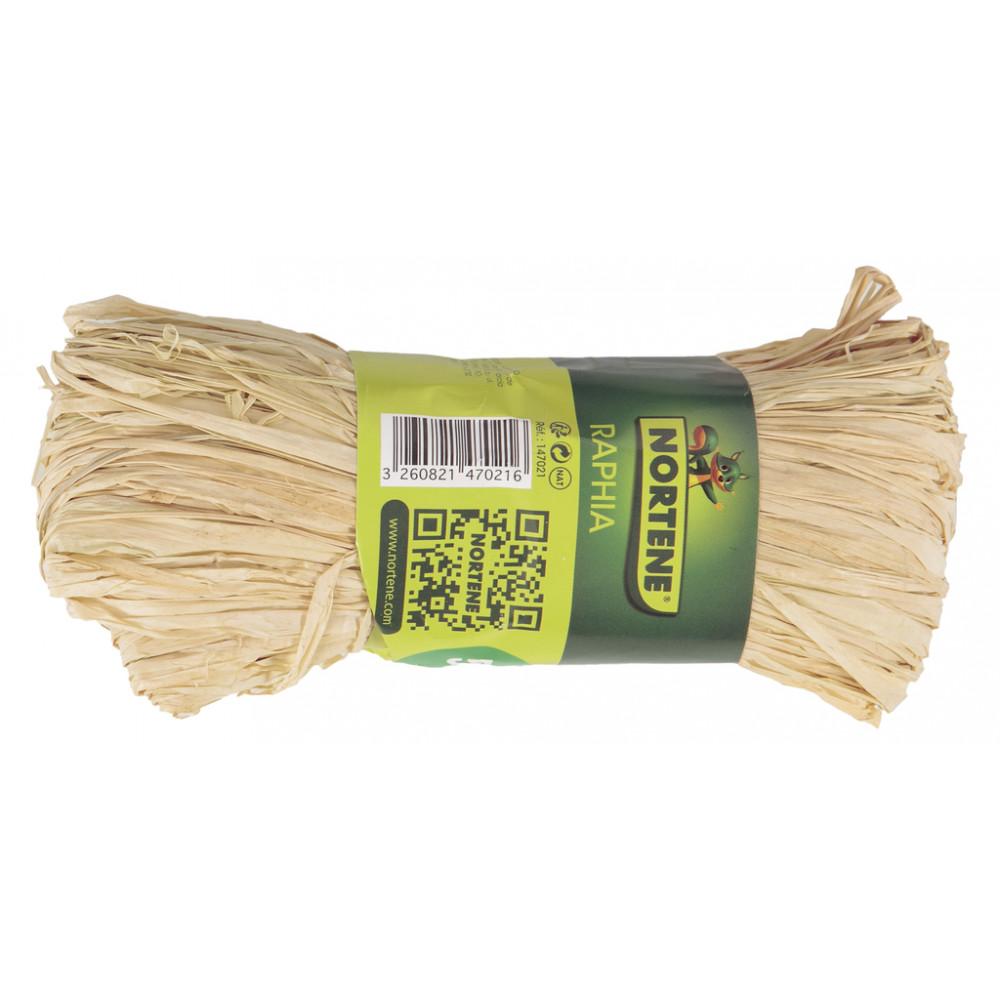 Rafia natural RAPHIA 50 gr