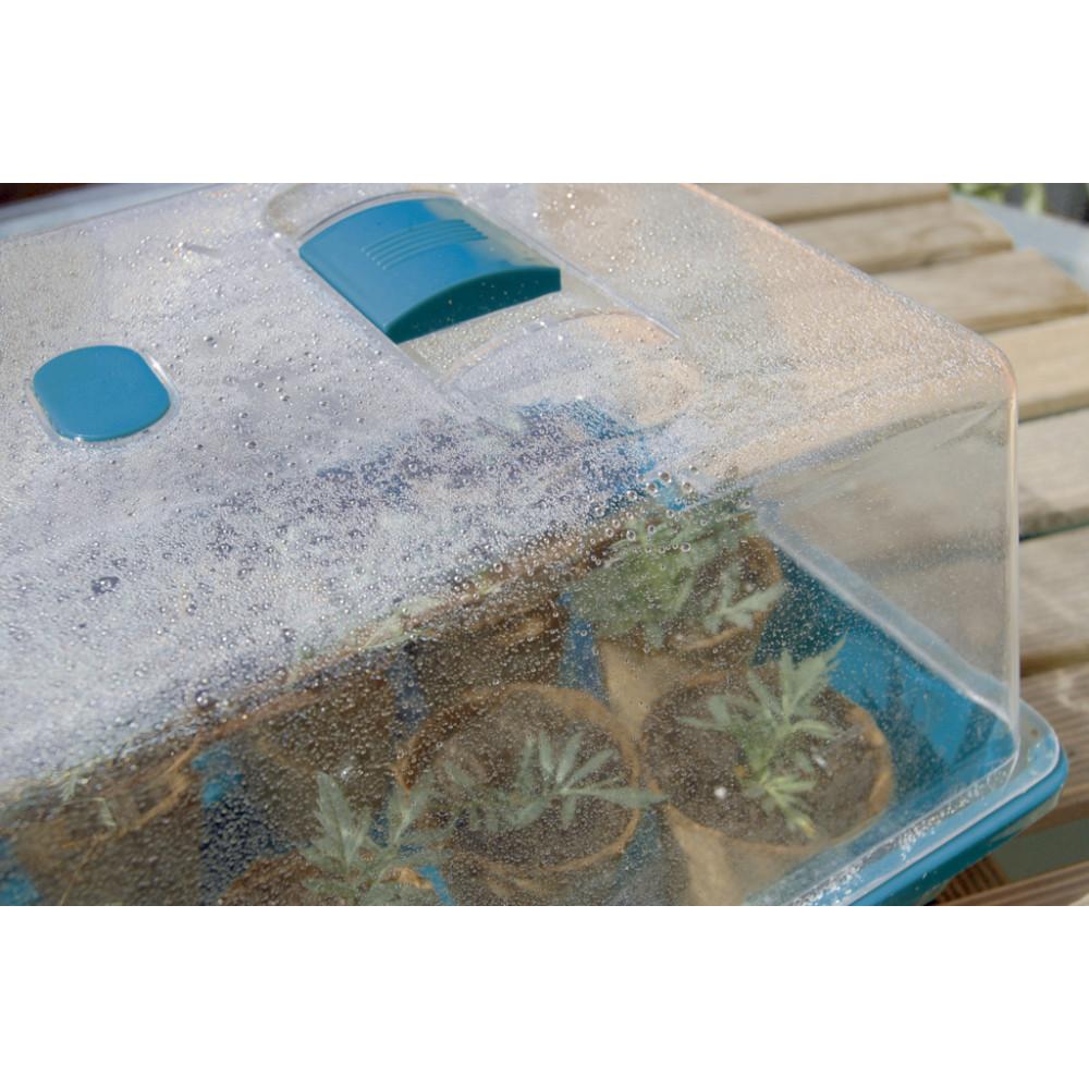 Mini invernadero con ventilación RAPID GROW Nortene
