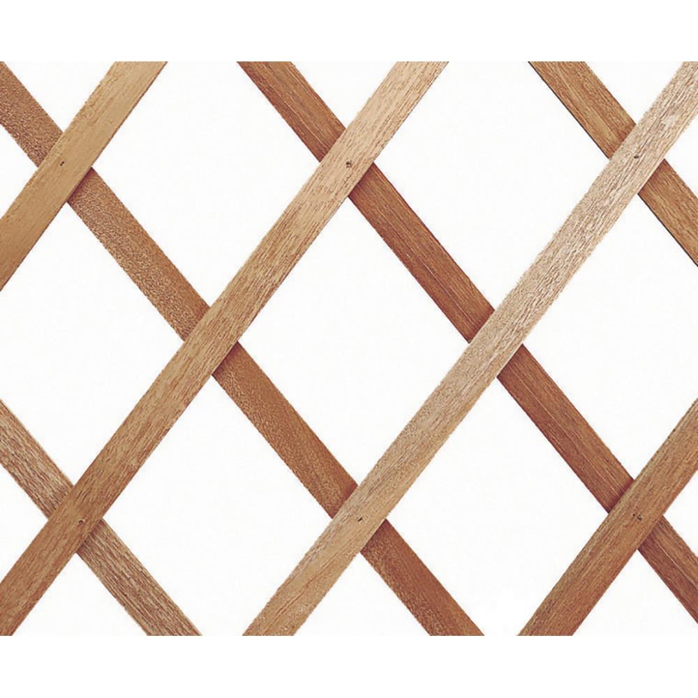 Celosia extensible de madera 0,5 x 1,5 m TRELLIWOOD Nortene