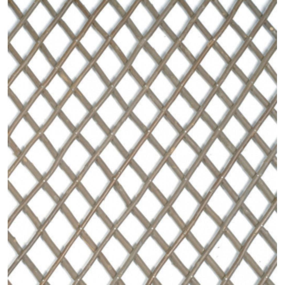 Celosía extensible de mimbre WILLOW TRELLIS 0,5 x 1,5 m Nortene