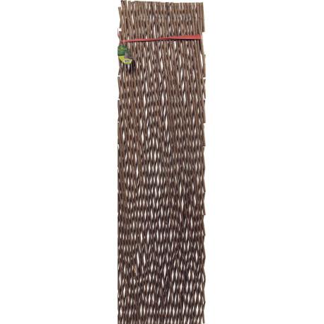 Celosía extensible de mimbre WILLOW TRELLIS 1 x 2 m Nortene