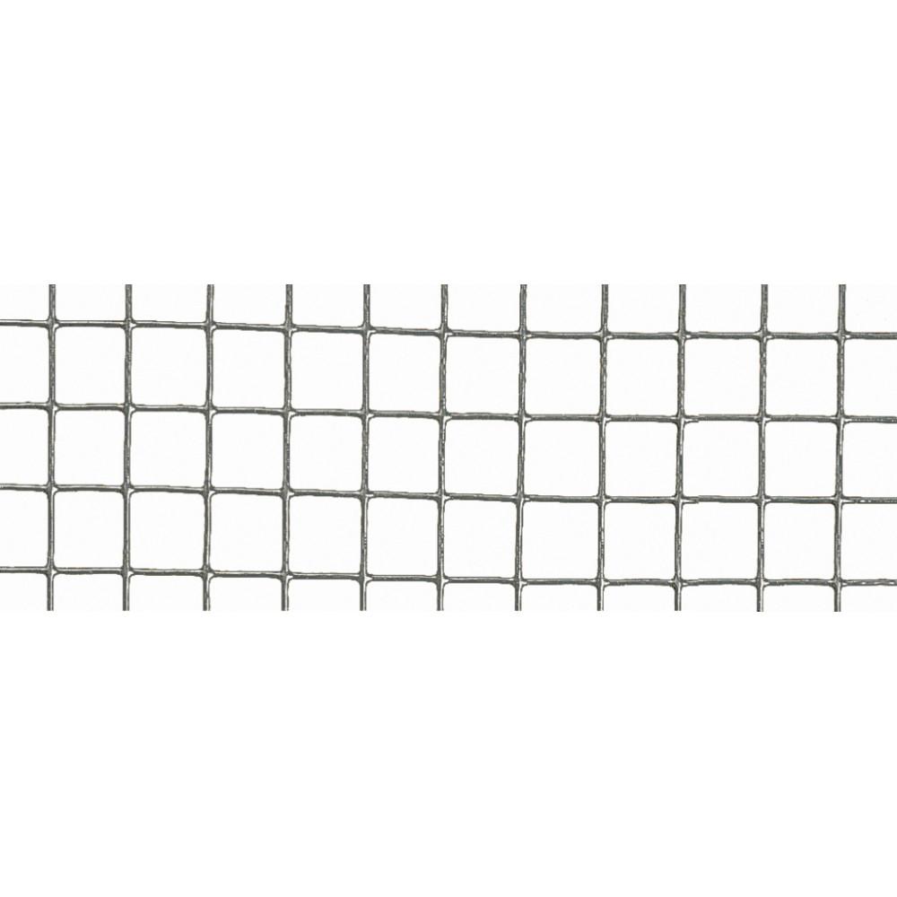 Malla metálica electrosoldada 1 m x 5 m FENSANET 6,4 Nortene