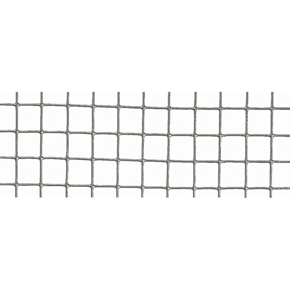 Malla metálica electrosoldada 1 m x 5 m FENSANET 12,7 Nortene