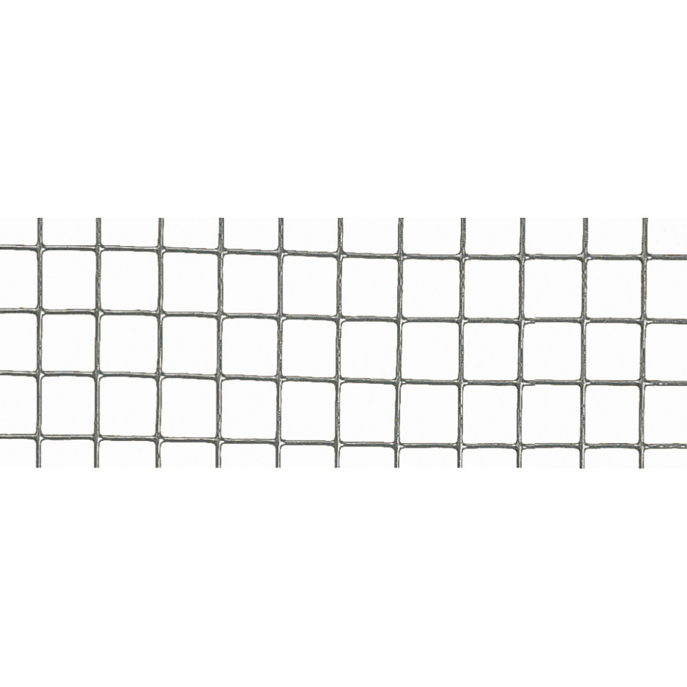 Malla metálica electrosoldada plastificada 0,5 m x 5 m FENSANET PLAST 19 Nortene