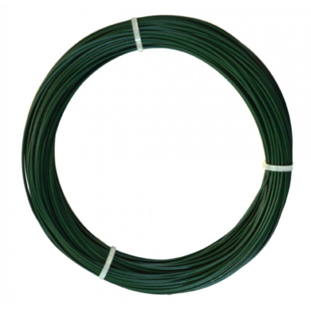 Alambre plastificado 0,71,2 mm x 50 m PLAST WIRE Nortene