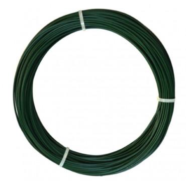 Alambre plastificado 1,11,6 mm x 100 m PLAST WIRE Nortene
