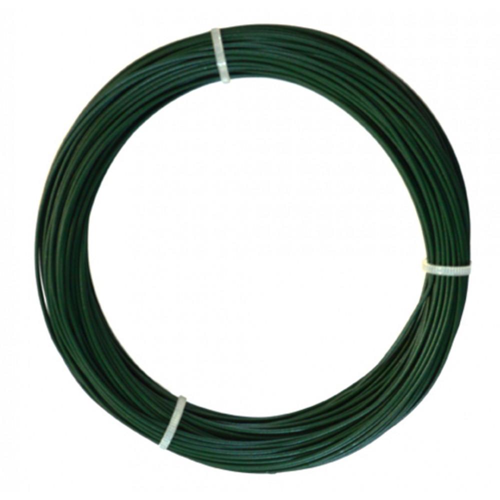 Alambre plastificado 1,62,4 mm x 100 m PLAST WIRE Nortene