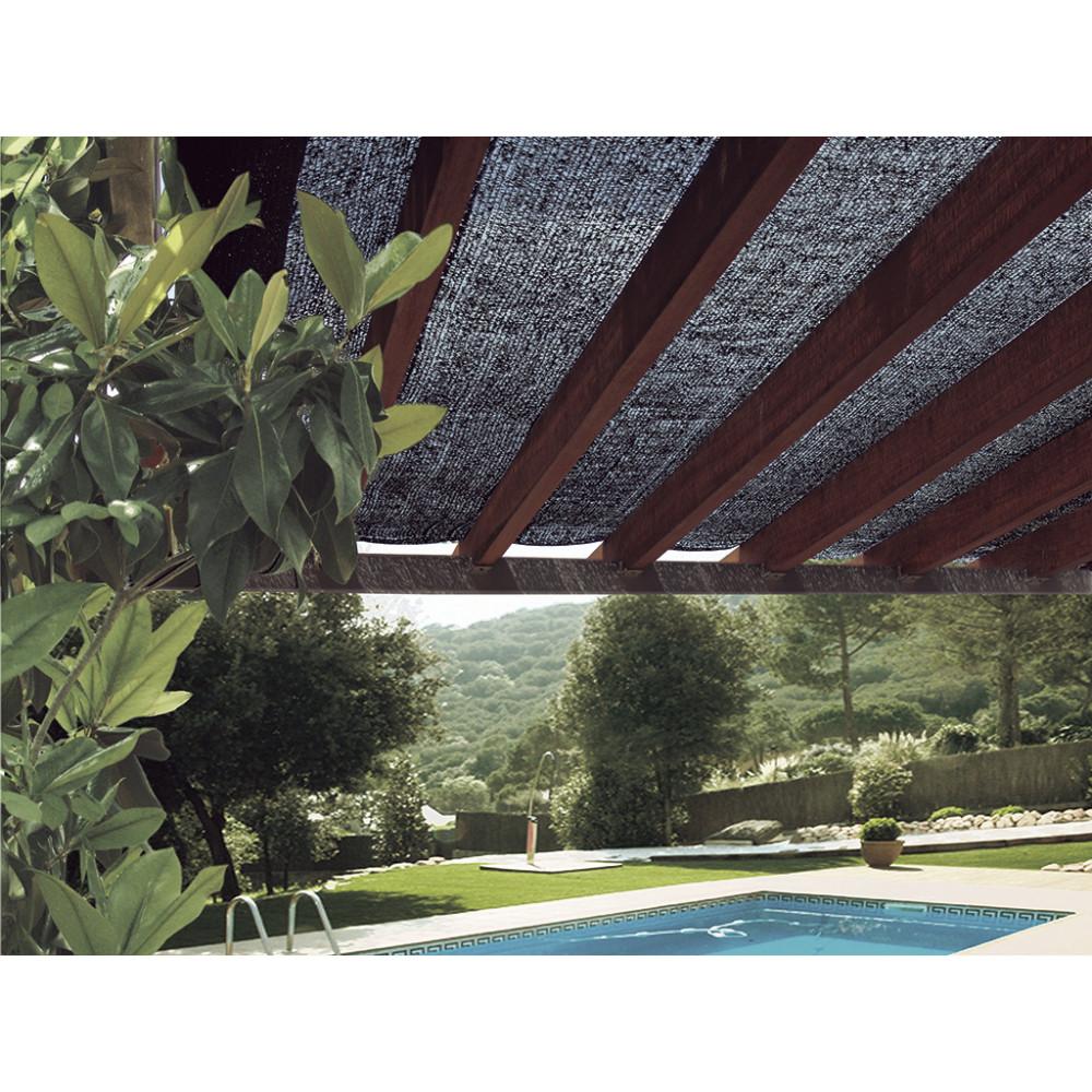 Malla para sombreo 3 x 4 m SUN-NET 70% gris Nortene