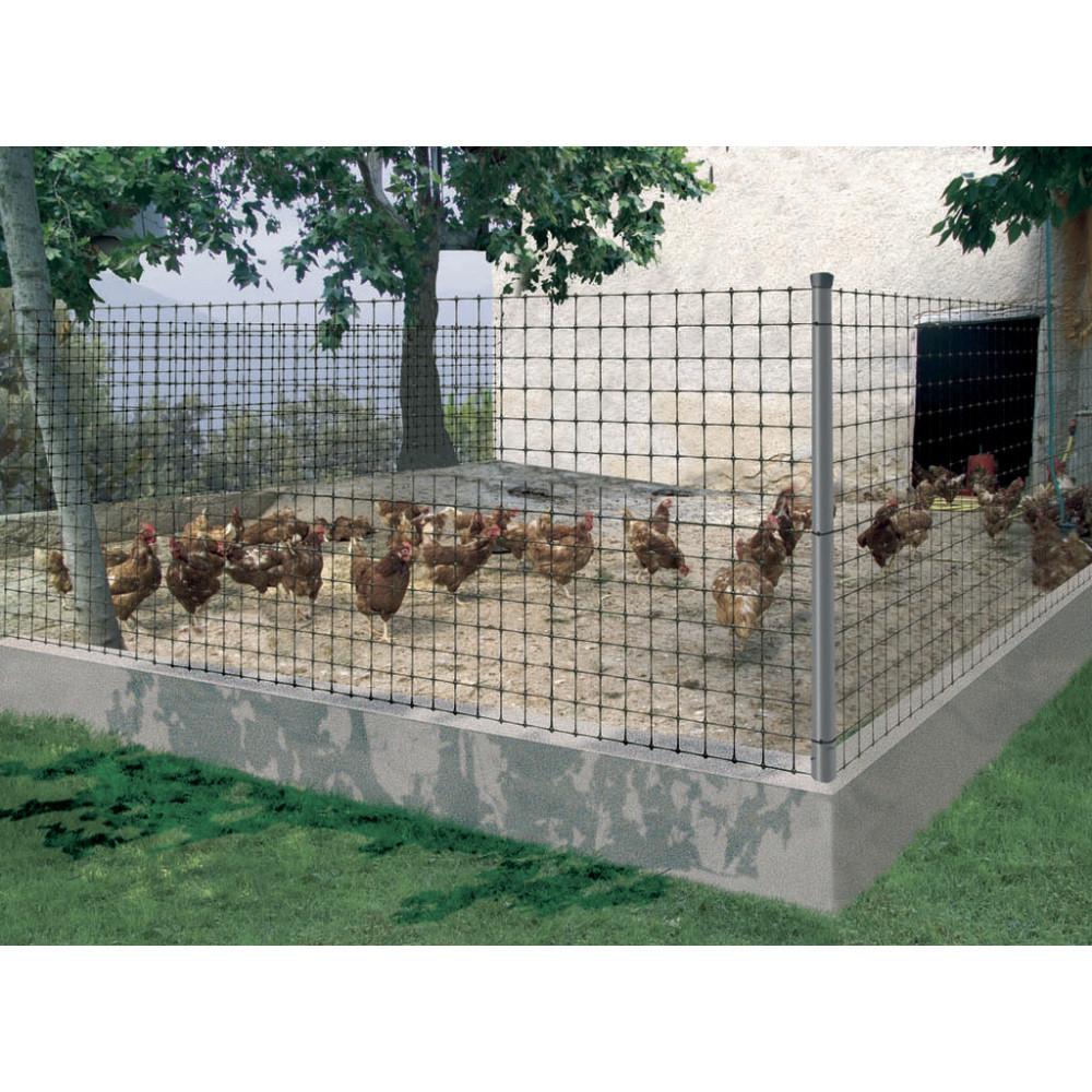 Malla avícola AVINET 90 gris Nortene