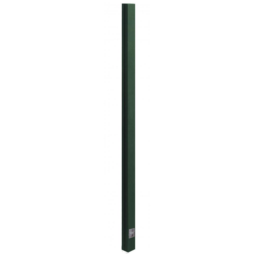 Poste de aluminio 2,15 x 0,06 m ALUPOST verde Nortene