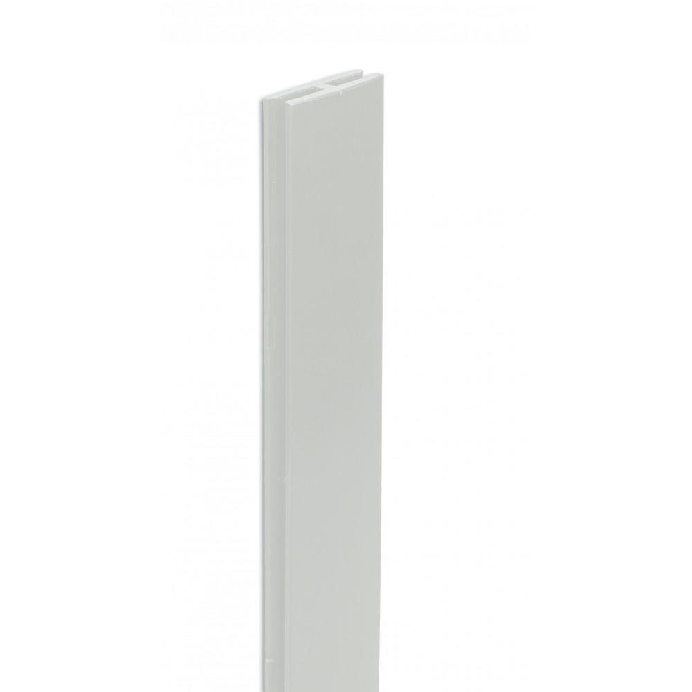 Accesorio PERFIL H blanco Nortene