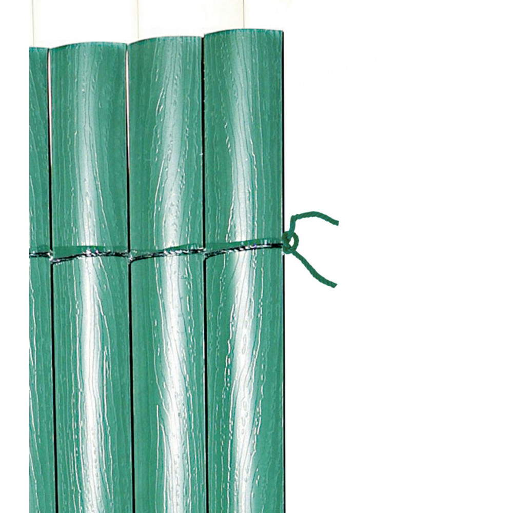 Cañizo media caña PLASTICANE 1 x 3 m verde Nortene