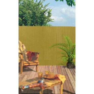 Cañizo media caña PLASTICANE 1,5 x 3 m beige Nortene
