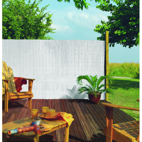 Cañizo oval 1,5 x 3 m PLASTICANE OVAL blanco Nortene