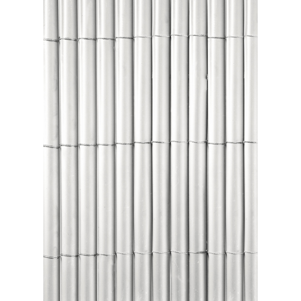 Cañizo oval 1 x 3 m PLASTICANE OVAL blanco Nortene