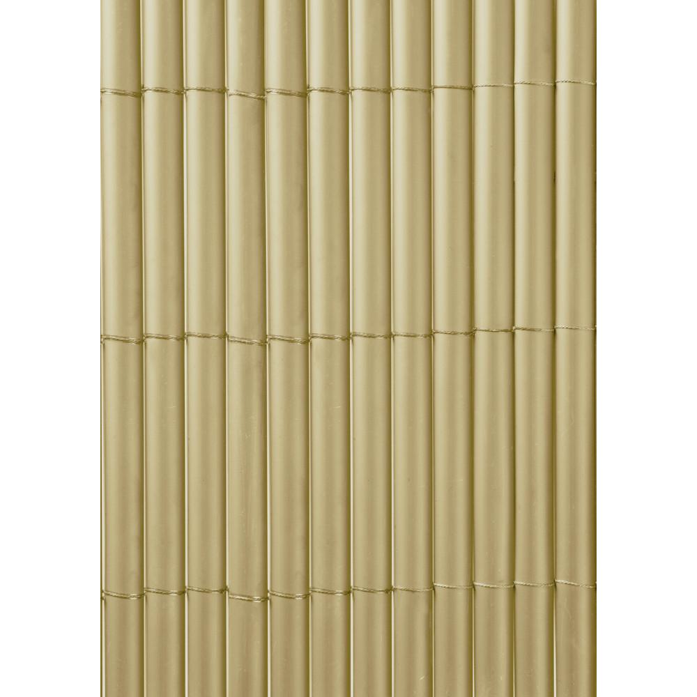 Cañizo oval 1 x 3 m PLASTICANE OVAL beige Nortene
