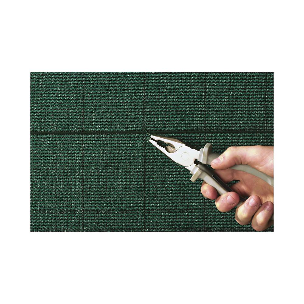 Malla de ocultación 95% 1 x 5 m TOTALTEX verde Nortene
