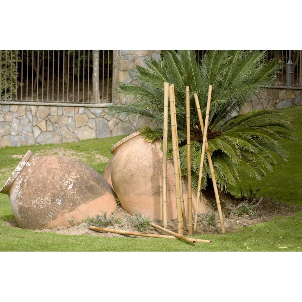 Tutor bambú decoración 1,80 m - ø 6070 mm BAMBOO DECO Nortene