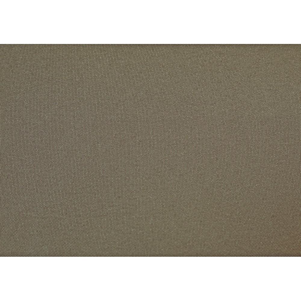 Vela de sombreo impermeable y elástica SUNNET KIT ELASTIC 3,4 x 3,4 x 3,4 m gris Nortene