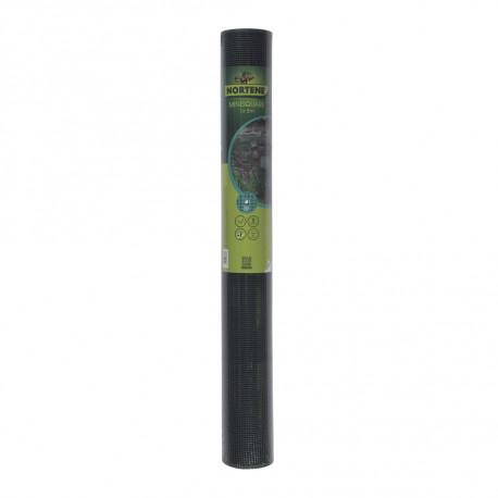 Malla cuadrada ligera SQUARE 5 x 5, 1 x 5 m verde Nortene