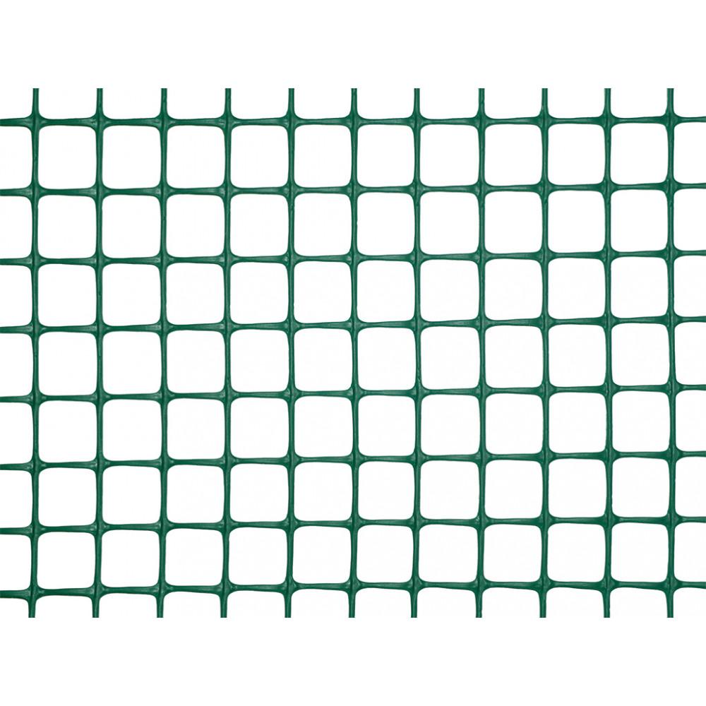 Malla cuadrada ligera SQUARE 20 x 20, 1 x 5 m verde Nortene