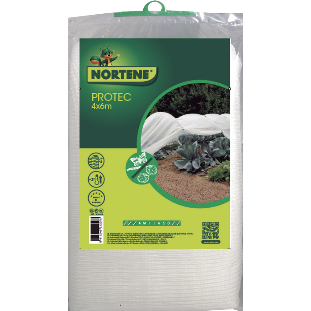 Malla antigranizo y anti insectos PROTEC Nortene
