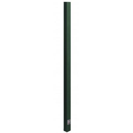 Poste de aluminio 1,975 x 0,06 m ALUPOST verde Nortene