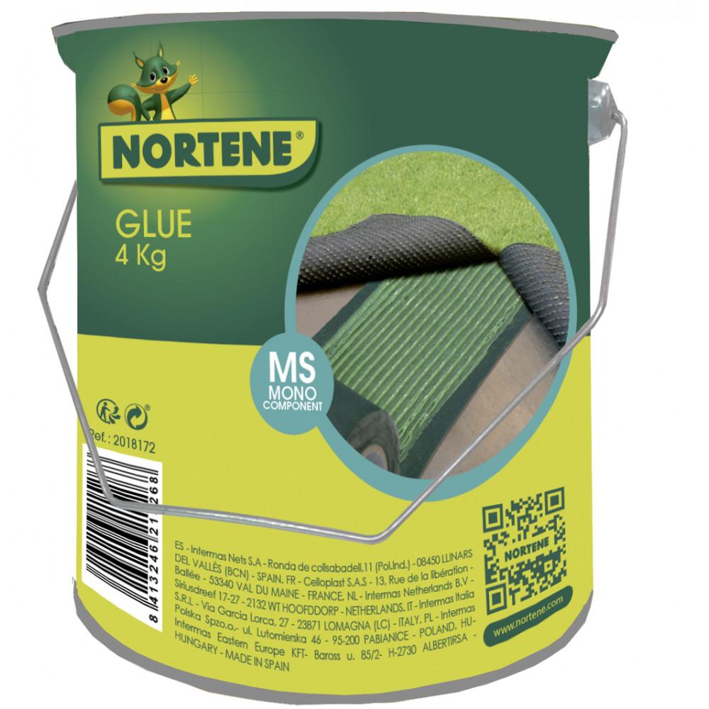 Cola especial para césped artificial GLUE 4 kg Nortene