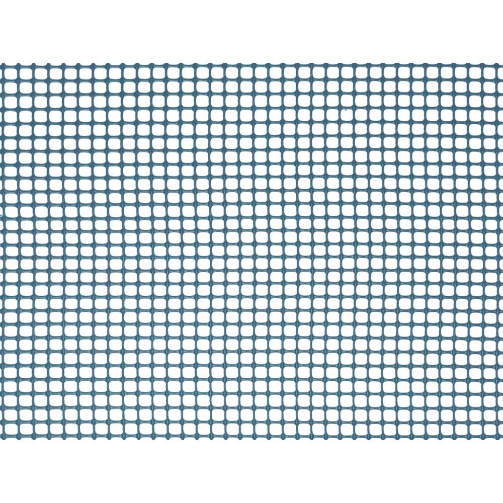 Malla cuadrada ligera SQUARE 10 x 10, 1 x 5 m gris Nortene