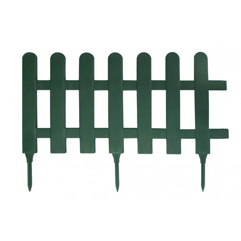 Bordura de aspecto tradicional FARM BORDER verde Nortene