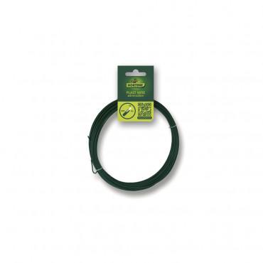 Alambre plastificado 0,71,2 mm x 50 m PLAST WIRE Nortene