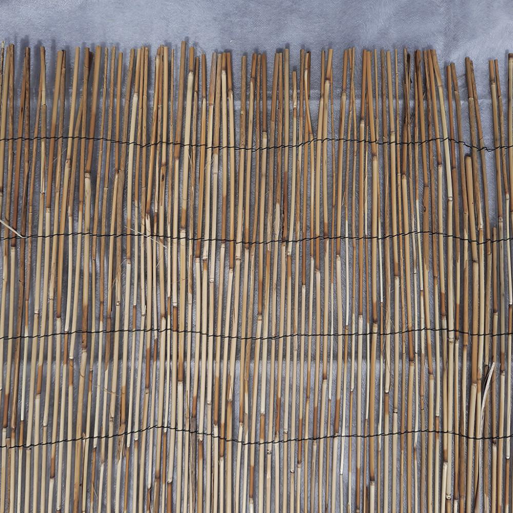 Cañizo bambú natural 1x5m Nortene REEDCANE